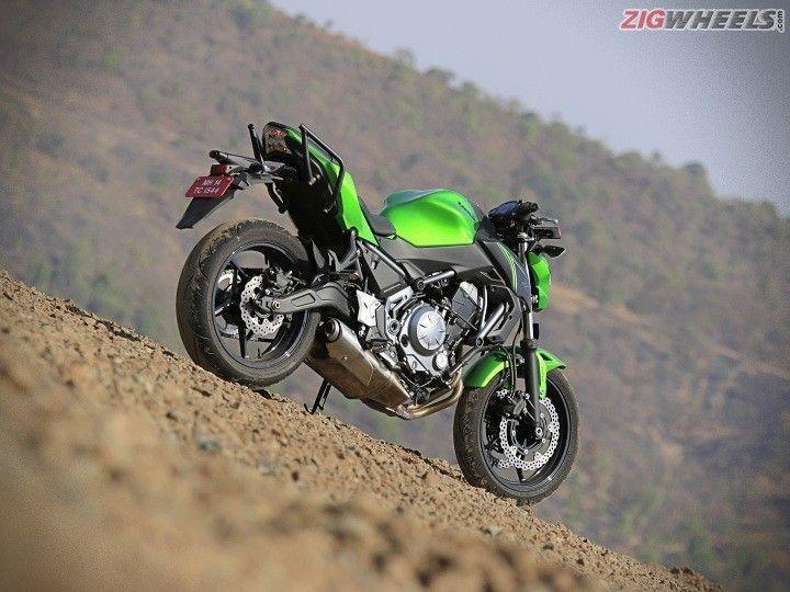 2017 Kawasaki Z650 Road Test Review Zigwheels