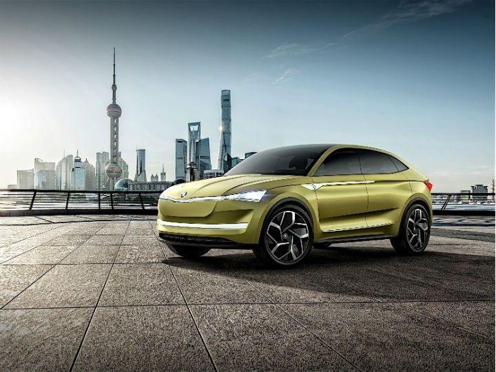 Vision E Auto Shanghai