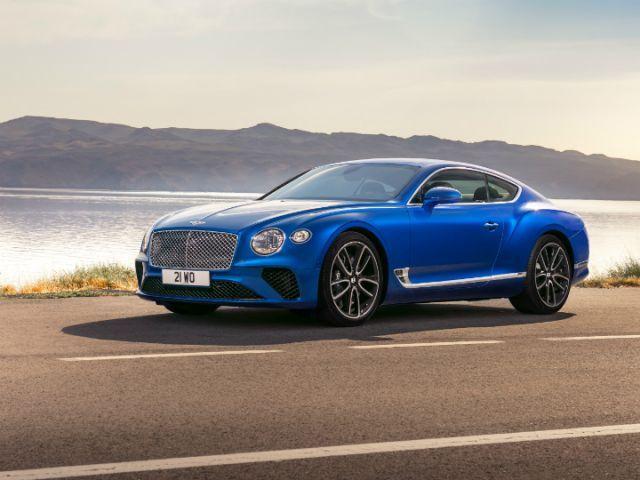 Bentley continental gt price india