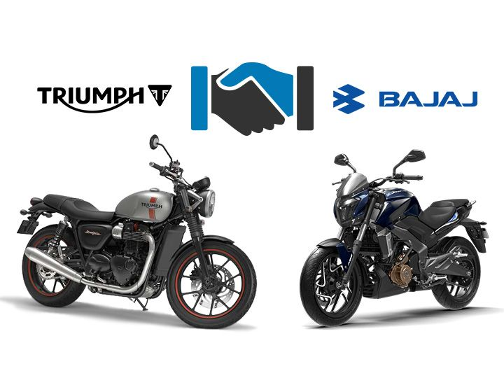 Bajaj-Triumph Partnership