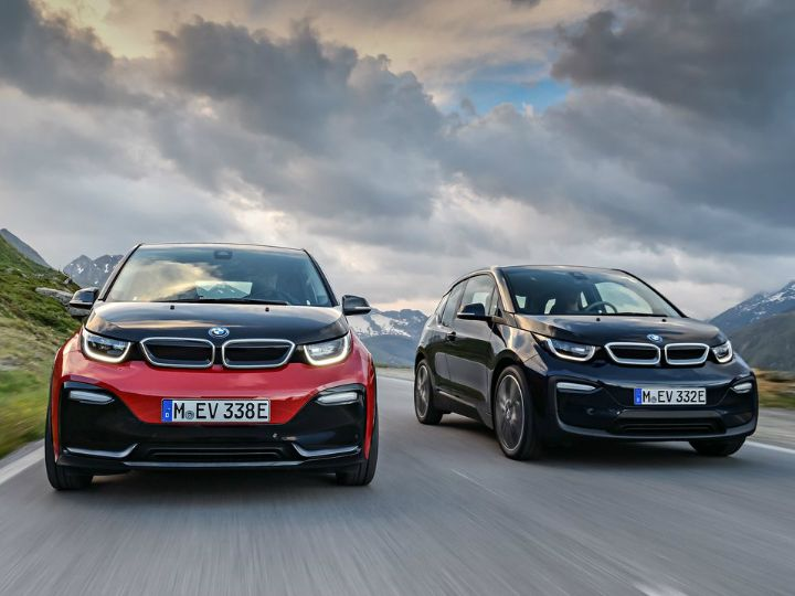 BMW Reveals New i3 and i3s