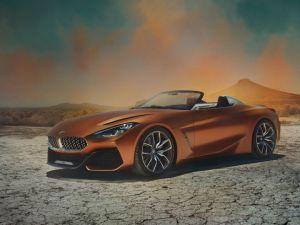 Concept Z4 Keeps Future BMW Roadster Dreams Alive
