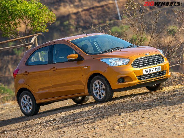 Ford Figo AT Review