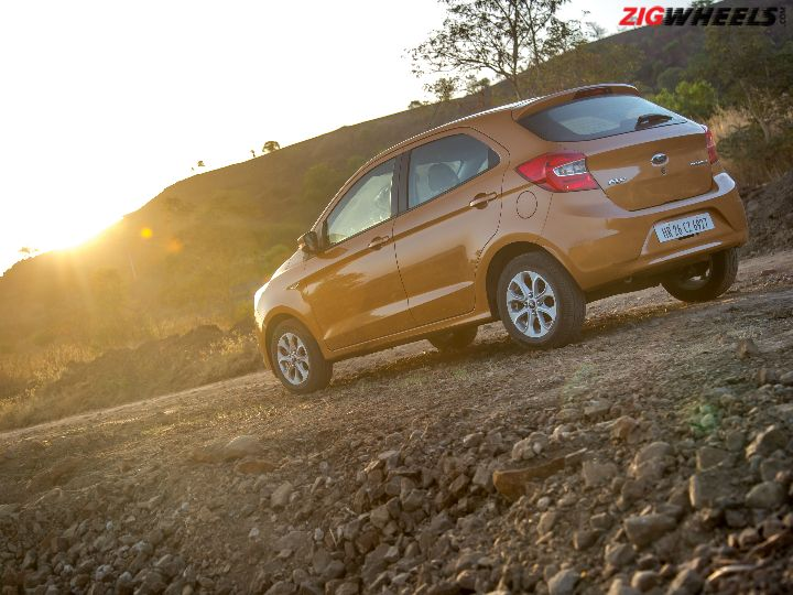 Ford Figo 1 5 Petrol AT Road Test Review - ZigWheels