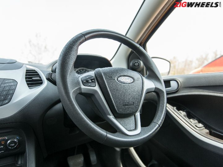 Ford Figo 1 5 Petrol AT Road Test Review - ZigWheels