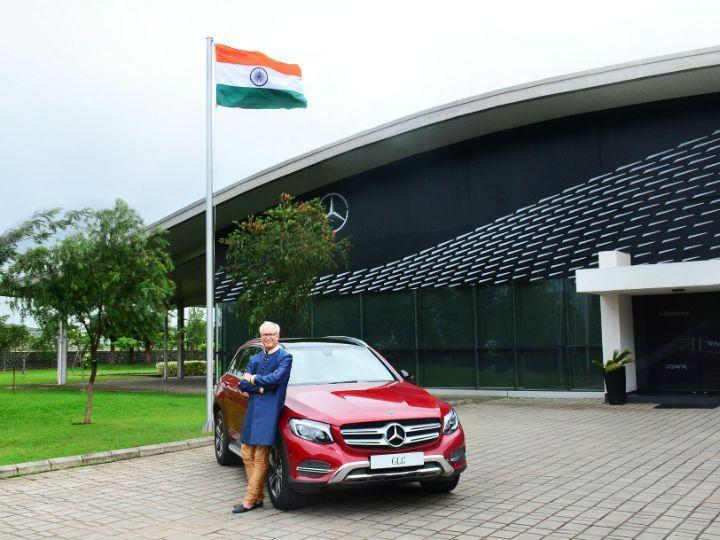 Mercedes-Benz GLC Celebration Edition