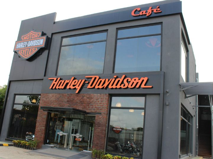 Harley-Davidson Concept Store