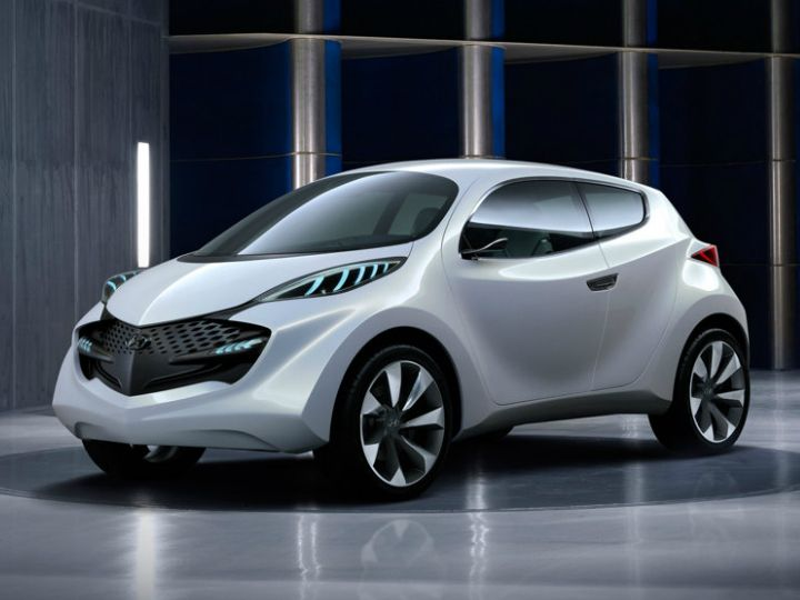 2009 Hyundai Ix Metro Concept Photo For Representational Purposes Only
