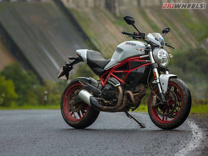 ducati monster 797 road test review - zigwheels