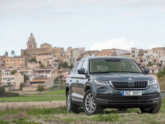 Official: Skoda Kodiaq India Launch In Late 2017