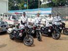 Kolkata Police Aquire Harley-Davidson Street 750 Bikes