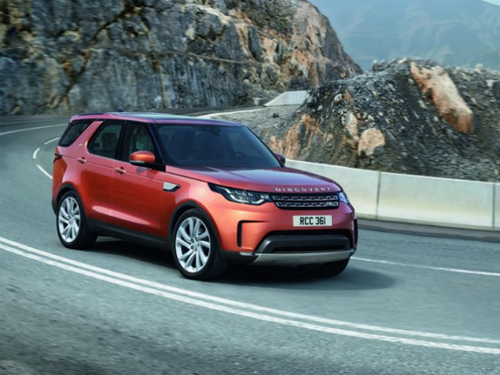 Land Rover Discovery Now in India