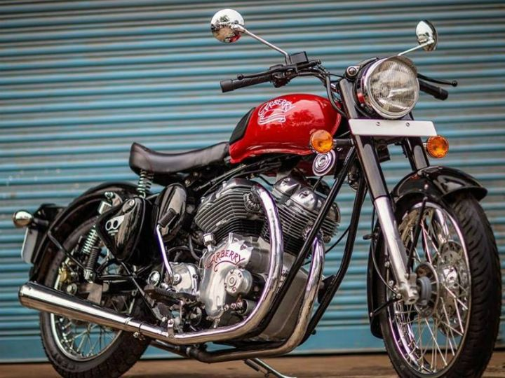 Carberry 1 000cc V Twin Engine For Royal Enfield Bikes Unveiled