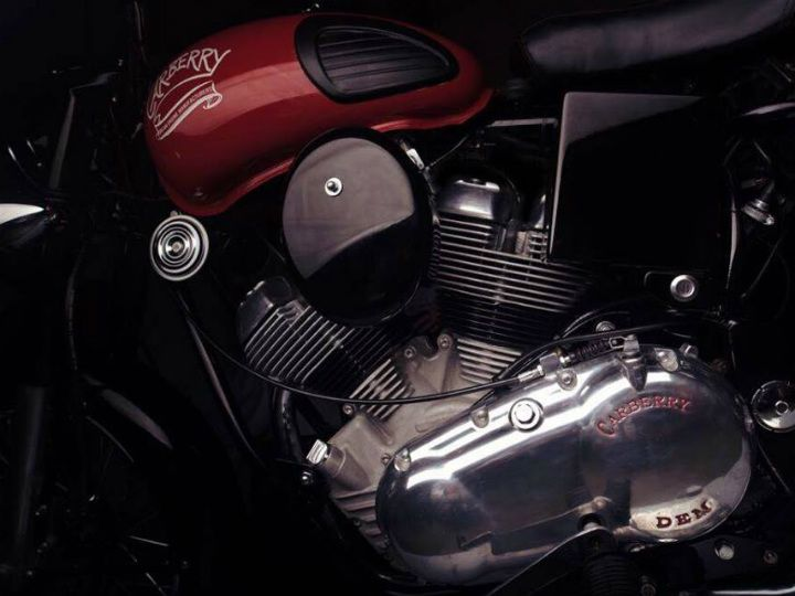 Carberry 1,000cc V-Twin Engine