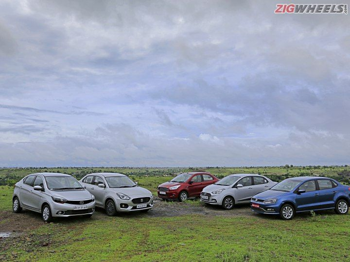 Maruti Suzuki Dzire Takes On The Sub-Four Meter Sedans