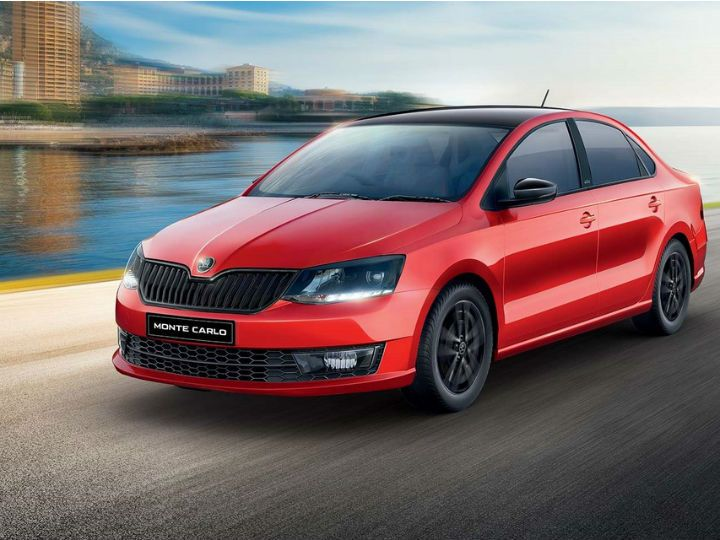 Skoda Rapid Monte Carlo Edition Launched At Rs 10 75 Lakh