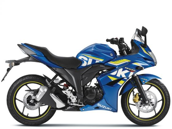 Suzuki Gixxer SF ABS Launched At Rs 95,499