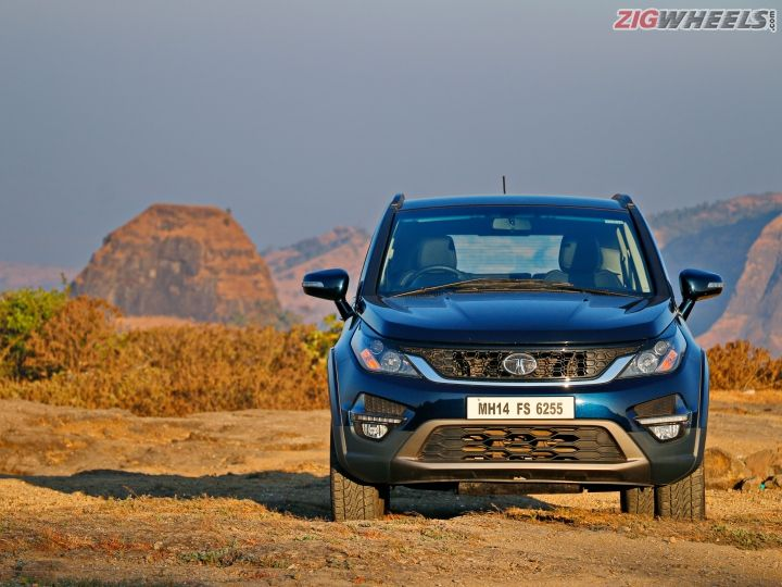 Tata Hexa XT 4x4 MT Review