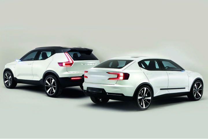 Volvo Registers S50 Trademark - ZigWheels