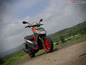 Aprilia SR 150 Race 2400km Long Term Report