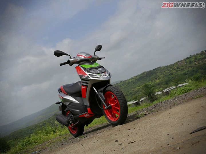 Aprilia SR 150 Race: 2400km Long Term Report - ZigWheels