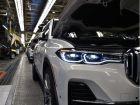 BMW X7 Test Mules Enter Production