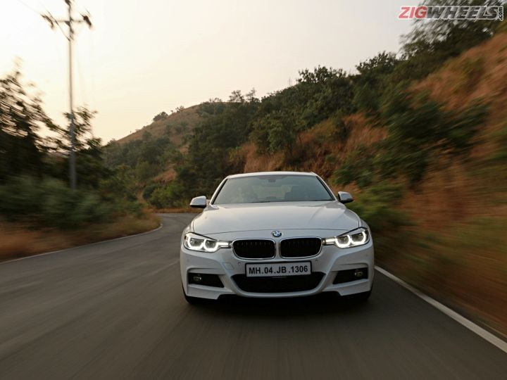 Bmw 330i M Sport Road Test Review