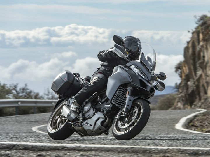 Used Ducati Multistrada In India