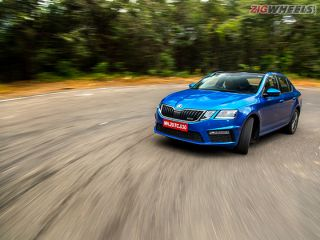 2017 Skoda Octavia RS Road Test Review