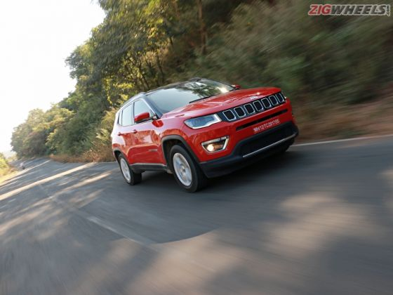 Jeep Compass Petrol Automatic: Road Test Review