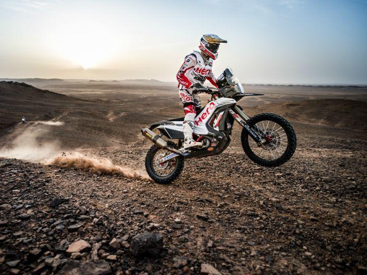 Hero 450 RR Dakar Bike - 5 Interesting Facts