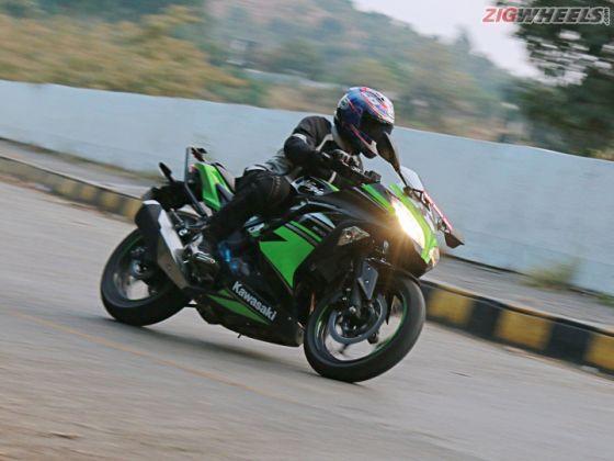 2017 Kawasaki Ninja 300 Road Test Review