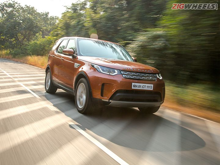 Land Rover Discovery Petrol Review