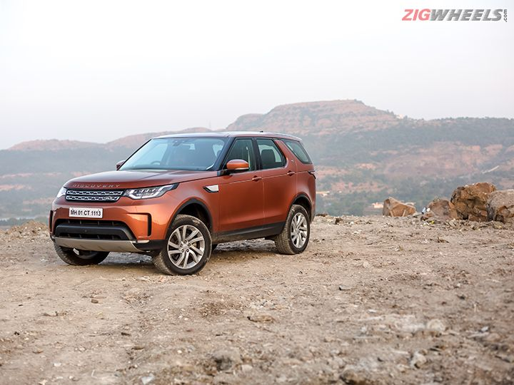 2017 land rover discovery si6 petrol road test review zigwheels. Black Bedroom Furniture Sets. Home Design Ideas