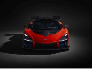 The McLaren Senna Is An Extreme Road Legal Track Car