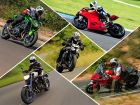 2017 Wrap-Up: Top 5 Quickest Motorcycles We Tested