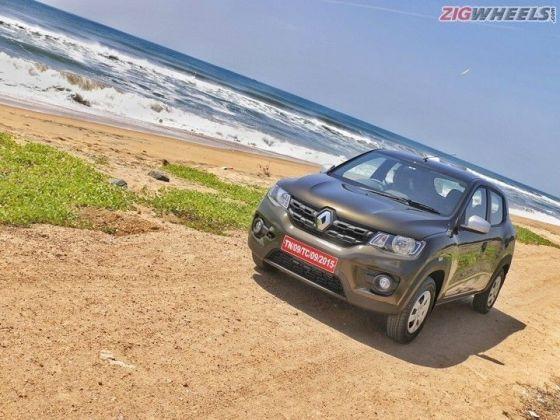 Renault Reportedly Working On Kwid-Based Compact MPV