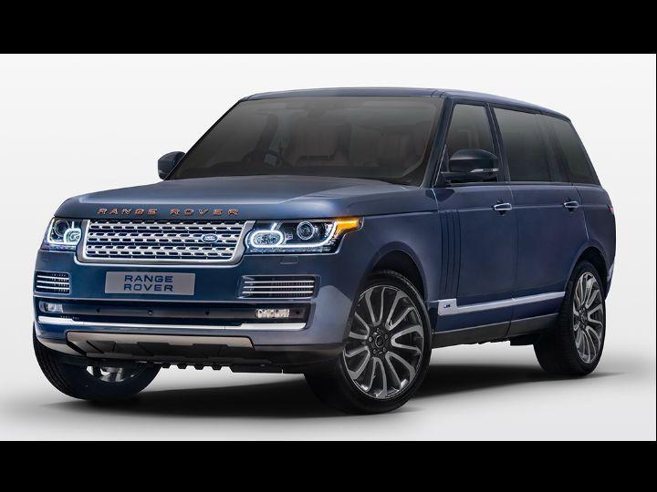 Range Rover SVAutobiography Bespoke