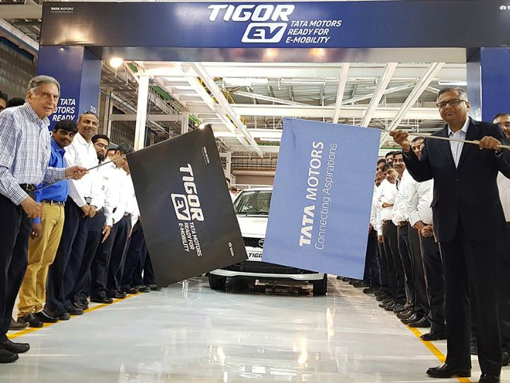 Tata Tigor EV Rollout