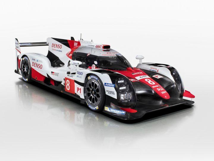 Toyota TS050 Hybrid LPM1 Race Car