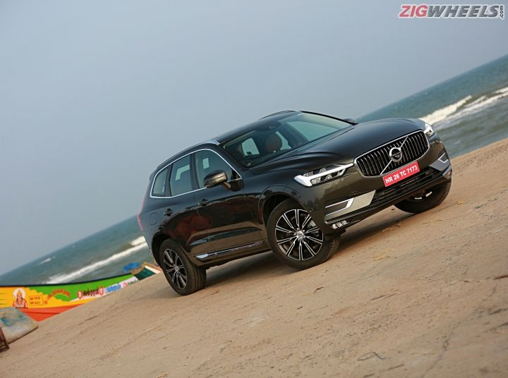 Volvo Xc60 Suv Launched At Rs 55 90 Lakh Zigwheels