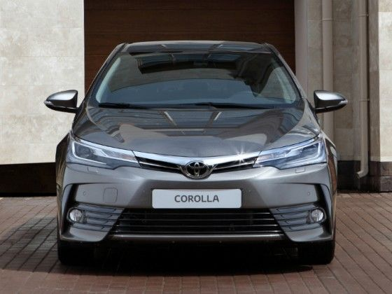 Updated Toyota Corolla Altis Launch Soon