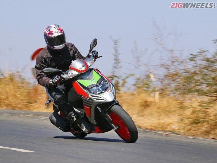 Aprilia SR 150 Race: First Ride Review