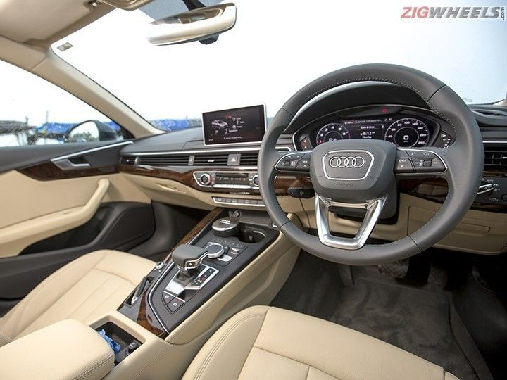 Audi A4 35 TDI Diesel Launched At Rs 40.20 Lakh - ZigWheels