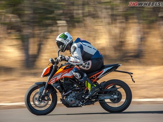 KTM 250 Duke: First Ride Review