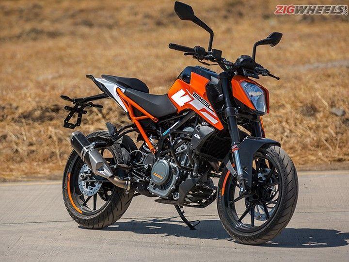 KTM 250 Duke ABS