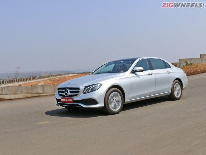 Launching Tomorrow: 2017 Mercedes-Benz E-Class - ZigWheels