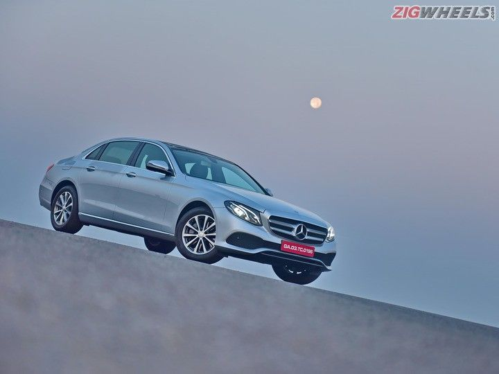 new E class is the only RHD long wheelbase in the world