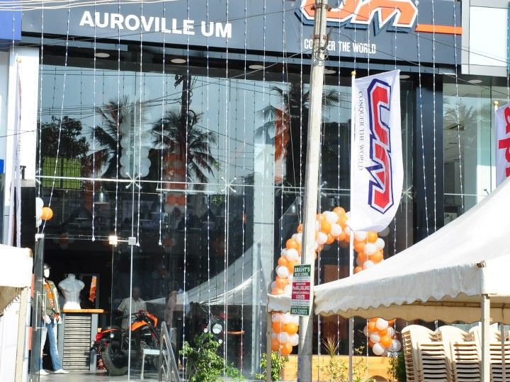 UM Motorcycles Inaugurates Its First Dealership In Pondicherry
