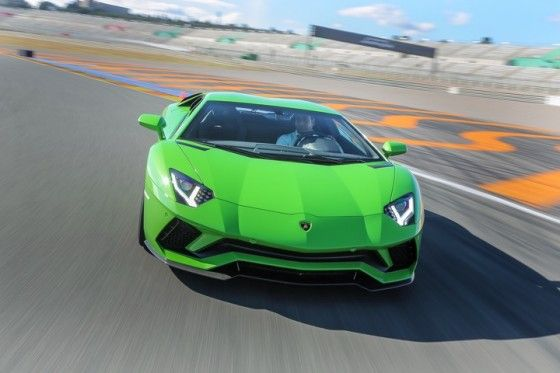 Lamborghini Aventador S: First Drive Review
